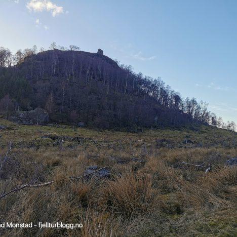 Heggelifjellet og Varafjellet